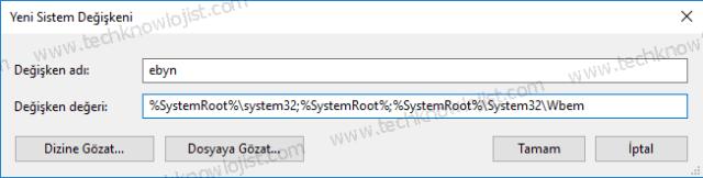Windows10 x64 E-Beyanname Çalıştırma