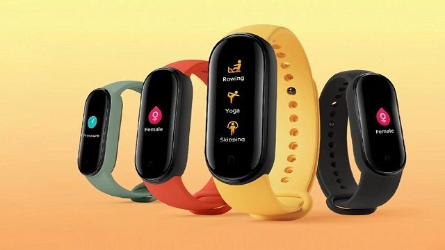 Mi Band 5 official