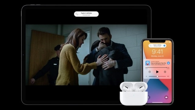 AirPOds auto switching