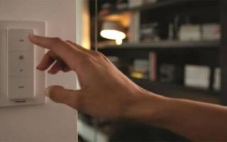 Philips Hue Wall Switch