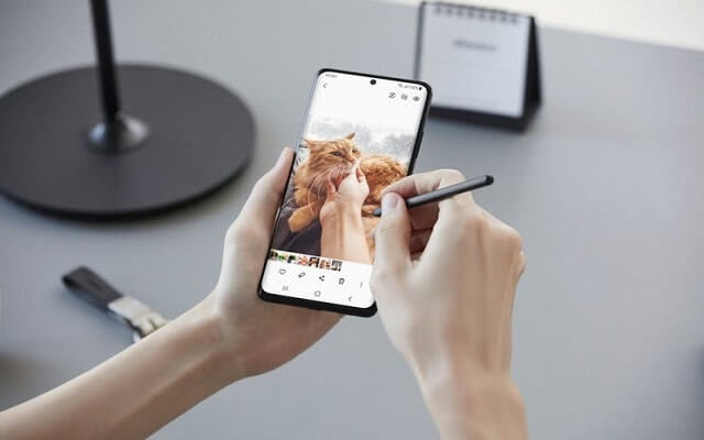 S Pen and Wifi 6th for the S21 Ultra