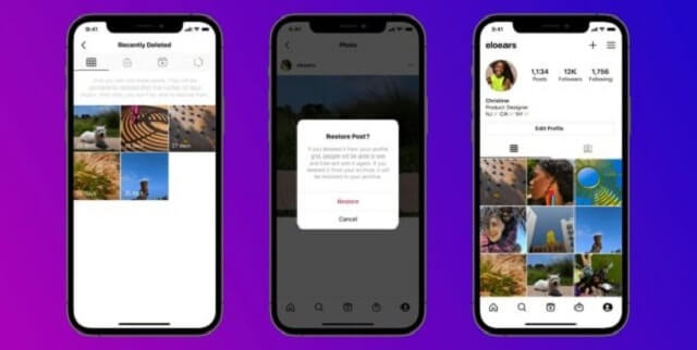 How to Restore Lost or Deleted Instagram Photos and Videos