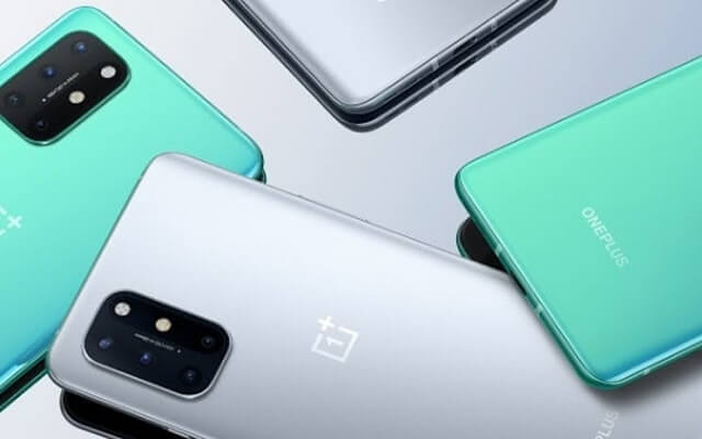 OnePlus 9 has the same flat screen as the OnePlus 8T
