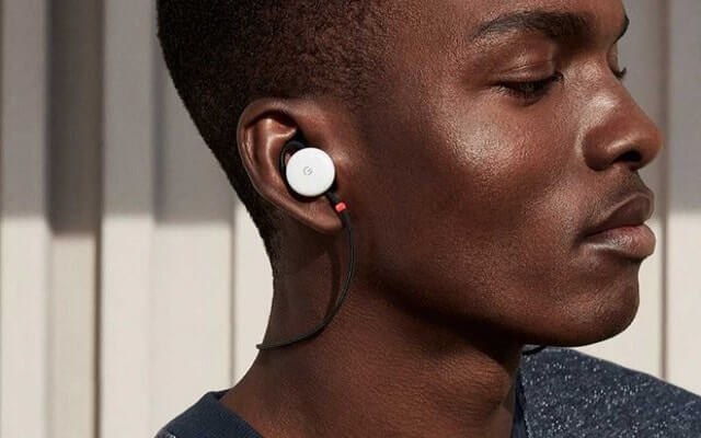 Google Pixel Buds A leaked