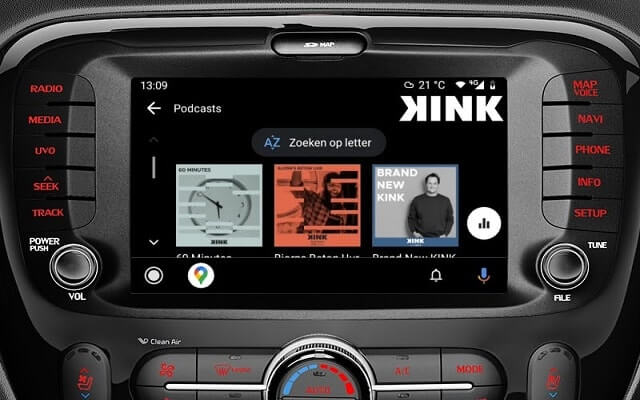 kink android car