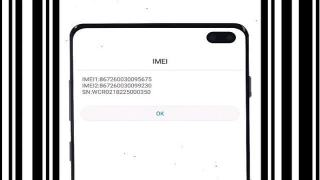 find imei number