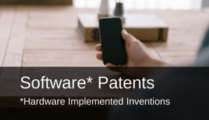 How to draft software patent claims? Writing Software Patent Applications