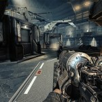 You can choose an alternate timeline in Wolfenstein: The New Order 1