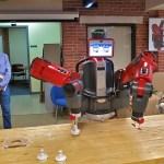 BAXTER: THE BLUE COLLARED ROBOT 7