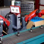 BAXTER: THE BLUE COLLARED ROBOT 5