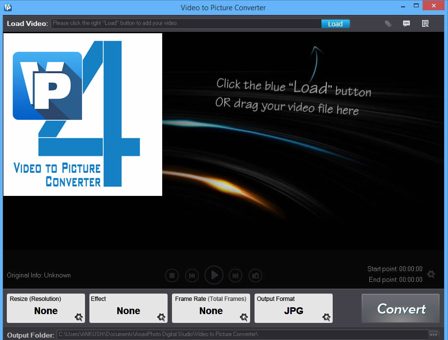 Aoao Video to Picture Converter Review : Giveaway Included