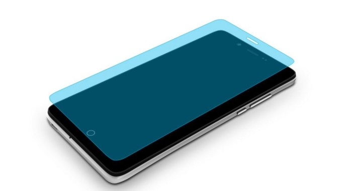elephone p6000 display