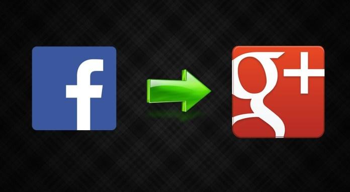 switch google+