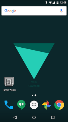 Google's Meter app for Android turns your Wallpaper into Live Data-Widget 1