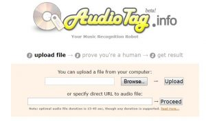 audiotag - what song is this