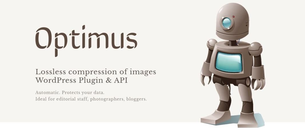 optimus plugin for wordpress