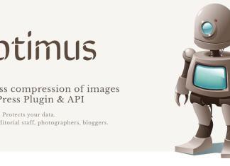 optimus plugin for wordpress