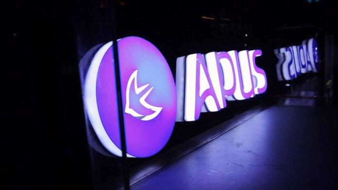 apus logo