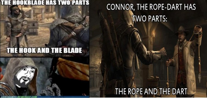 assassin's creed meme generator