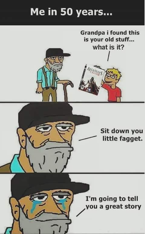 assassin's creed memes