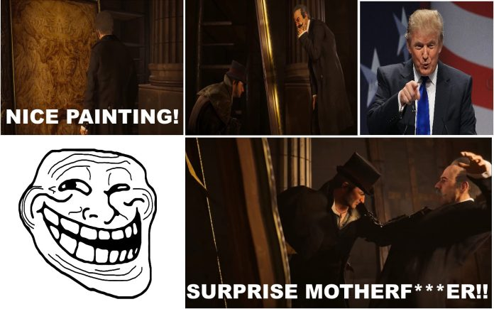 assassin's creed syndicate memes