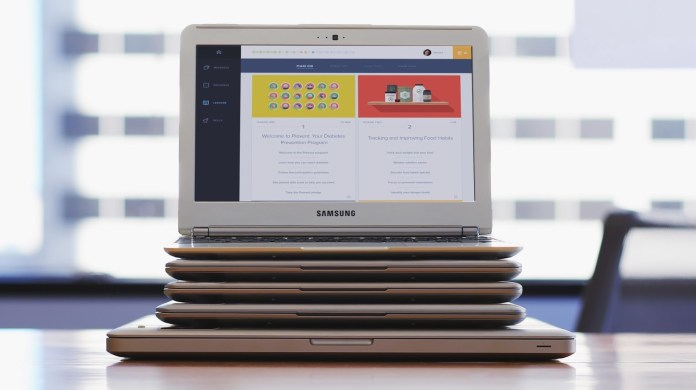 benefits of chromebook for students
