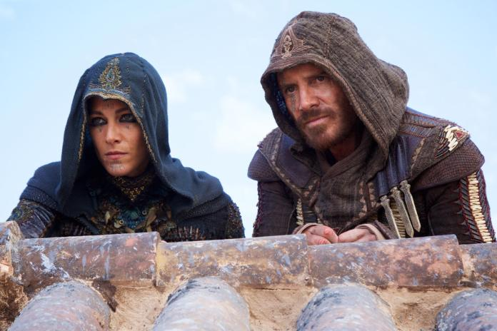 assassin's creed movie cast