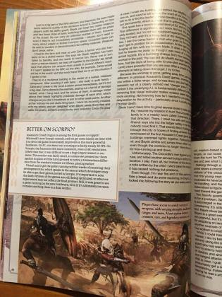 Assassin's Creed Origins Info Leaked : 14 Things You Need To Know 10
