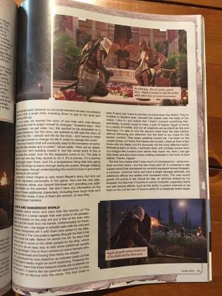 Assassin's Creed Origins Info Leaked : 14 Things You Need To Know 4