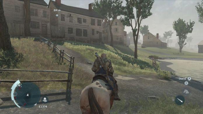 ac origins horse riding