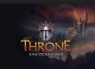 throne kingdom at war