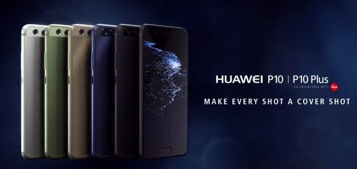 huawei p10 plus - best dual camera smartphones