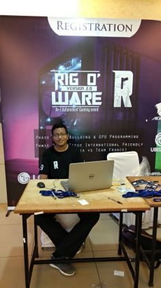 Rig O' Ware v2.0: Another Event Added to BBSR Gaming Milestone 42