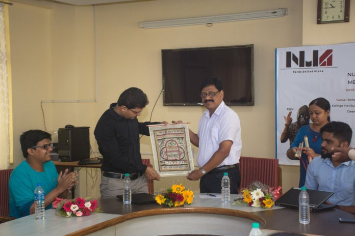 Nua Dev On Keynote Guest Honor Kiit