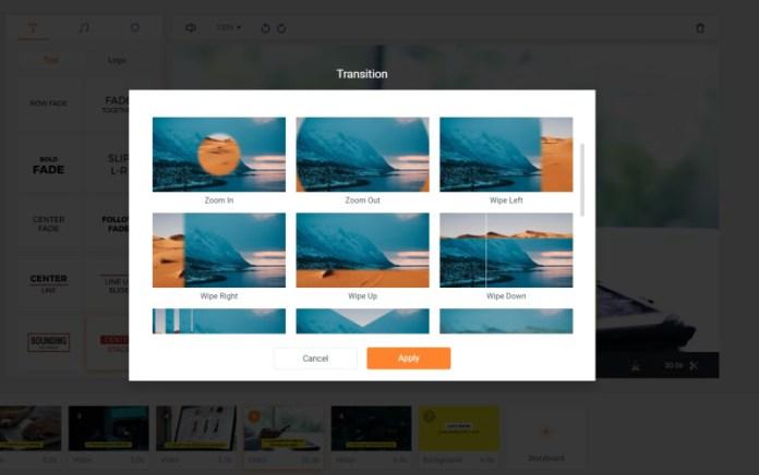 Flexclip Video Effects