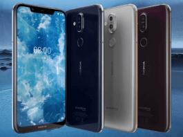 Nokia 8 1 Android 10