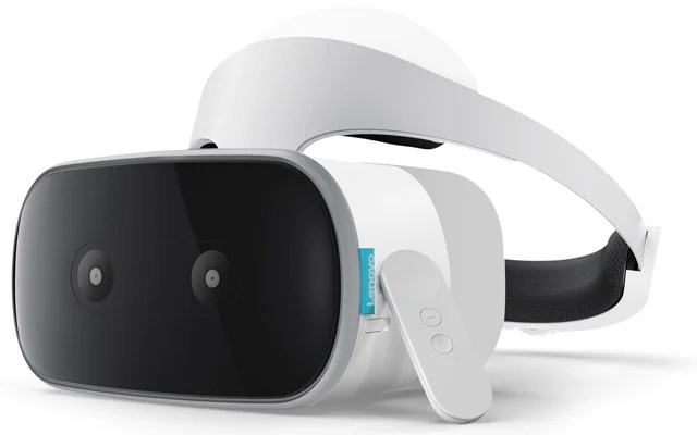 Lenovo's Mirage Camera & Headset Make VR Easy to Watch