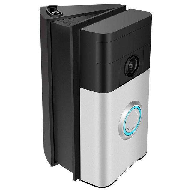 Video Doorbell Wedge Angle Mount