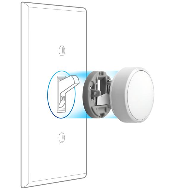 Lutron Aurora Smart Bulb Dimmer