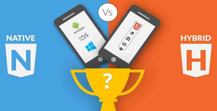 Mobile App Development – Hybrid vs Native. Choose in 5 minutes!