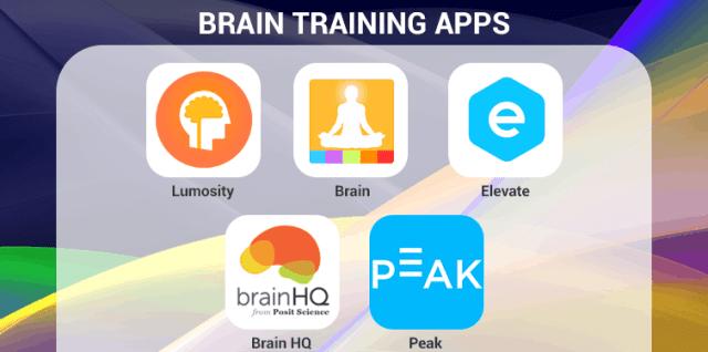brain training apps