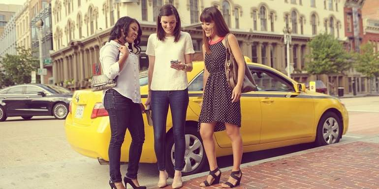 Top 5 Reasons the Taxi-App Industry is Flourishing!