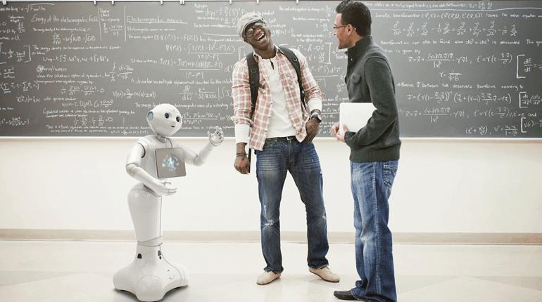 Enterprise Robotics for 2017