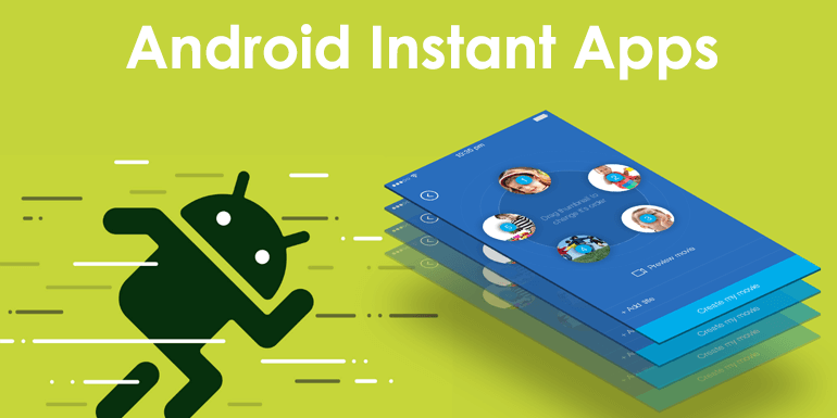How to use Android Instant Apps