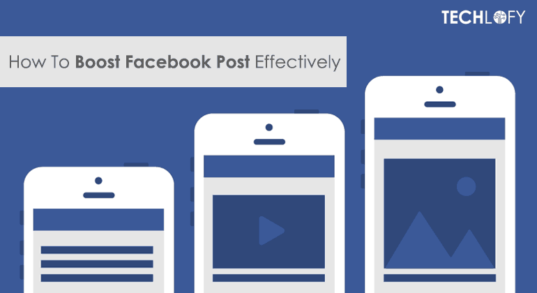 Boost Facebook Post