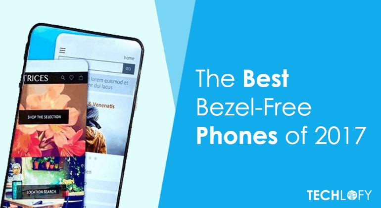Best Bezel-Free Phones