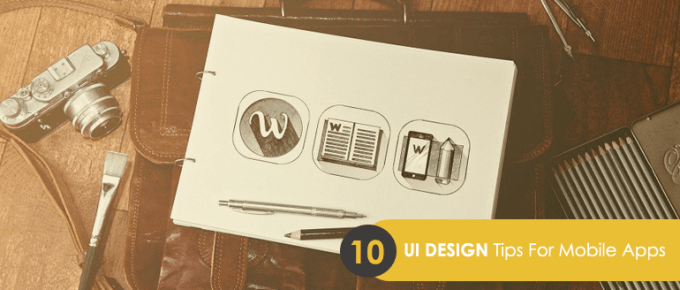 10 UI Design Concepts For Mobile Apps