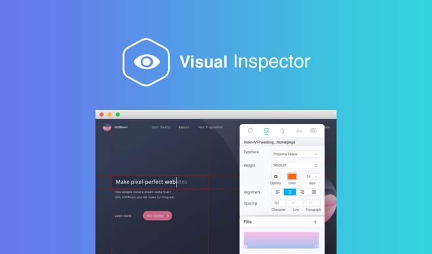 Visual Inspector deal
