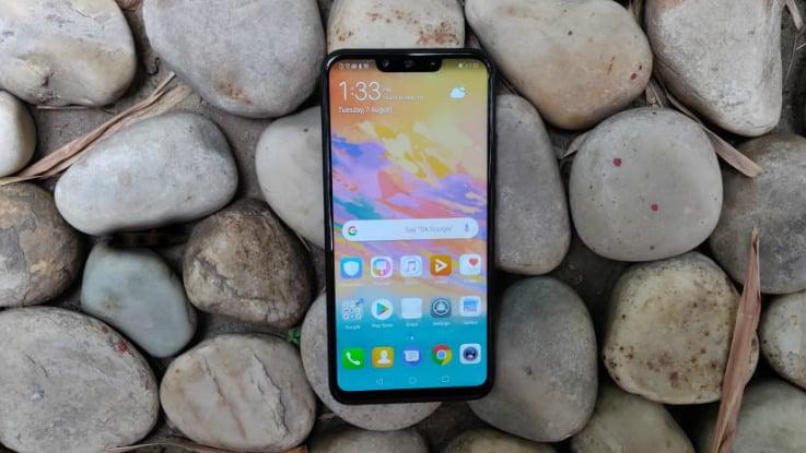 Huawei Nova 3i Review: Display