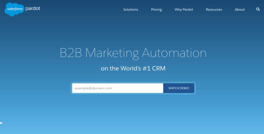 Pardot-automation-tool